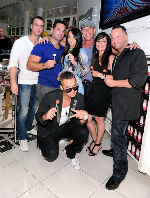 "Haute Event: Mike ""The Situation"" Sorretino Dines Once More at Sugar Factory"