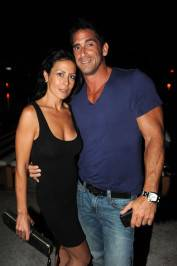 Stacy & Evan Kaye at W's Symmetry Live concert, celebrating W South Beach Hotel & Residences' Two Year Anniversary