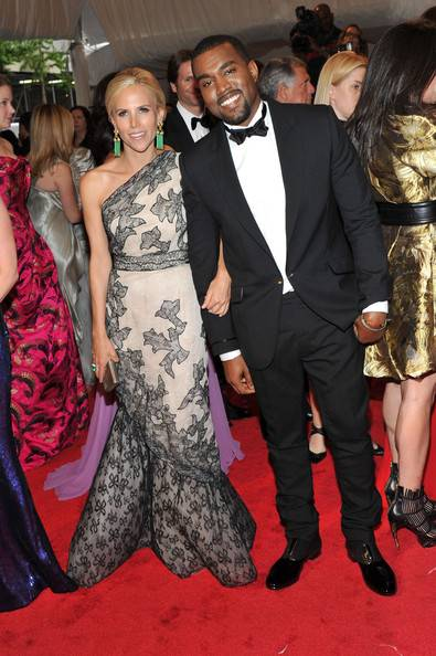 Haute 100 Update: Tory Burch Adds Tuxedos to her Line-Up, Kanye West Debuted First Ensemble at Met Gala
