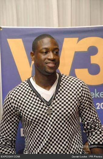 Haute 100 Update: Dwyane Wade to Hold Third Annual Wade's World Weekend to Benefit At-Risk Youths
