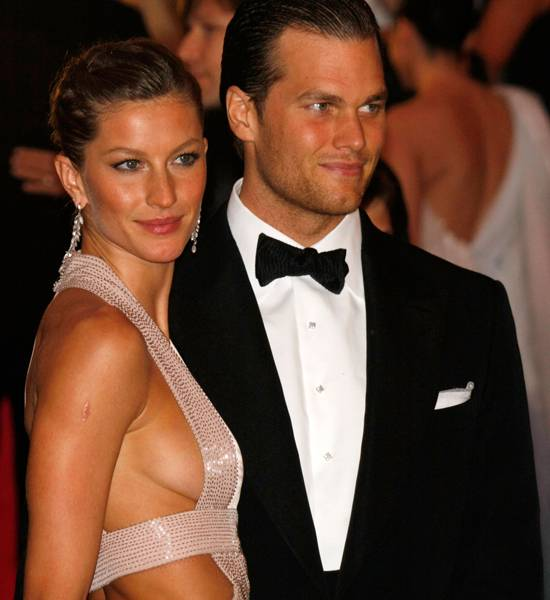 Haute 100 Update: The Highest Paid Celebrity Power Couples; Tom Brady & Gisele Bundchen Take the Top Spot