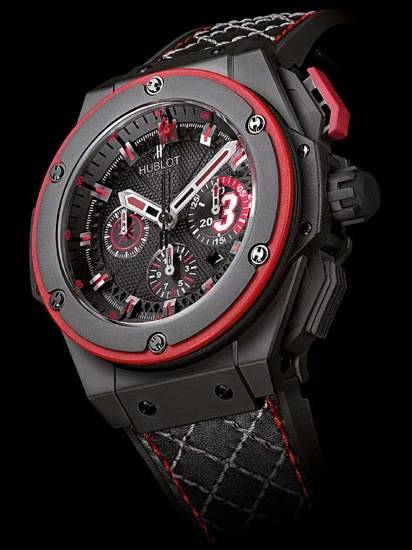 Haute 100 Update: Dwyane Wade Designs $27,500 Limited Edition Watch with Hublot