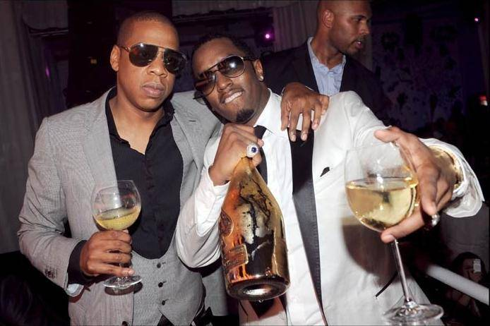 Haute 100 Update: Jay-Z Tops the List of Hip-Hop's Highest Earners, Followed by Diddy and Kanye West