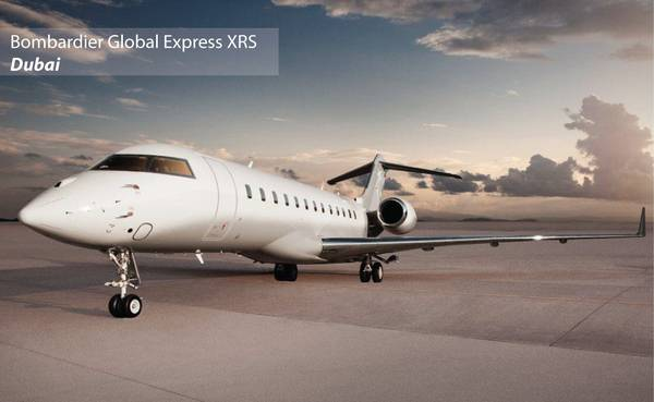 Bombardier Presents New Luxurious Business Jet, The Global Express XRS