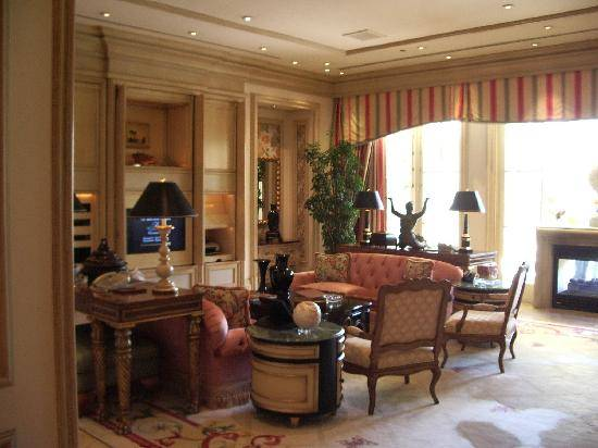 Haute List Top Five Most Spectacular Presidential Suites