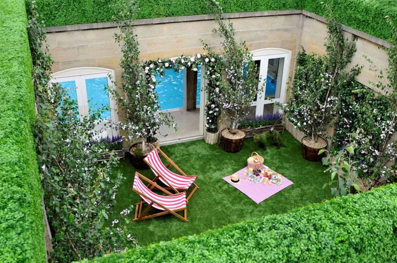 londonSecret Rooftop Garden