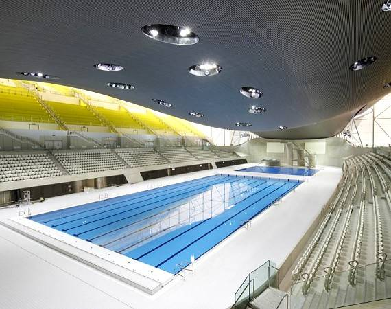 2012 London Olympics – Aquatic Center