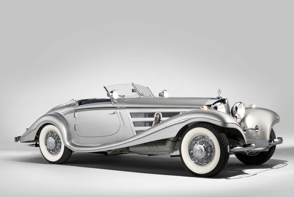 RM Auctions Sets New World Record for a Mercedes-Benz Sold at Auction in Monterey Sale