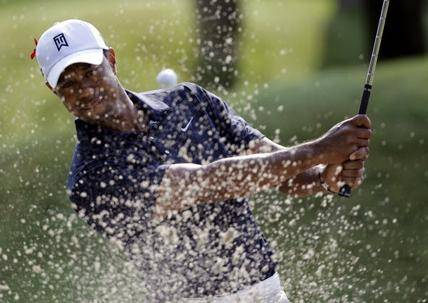 Tiger Woods Moves His Business to Palm Beach County