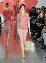 Tory Burch Runway Presentation 11, Mercedes Benz Fashion Week, s/s 2012