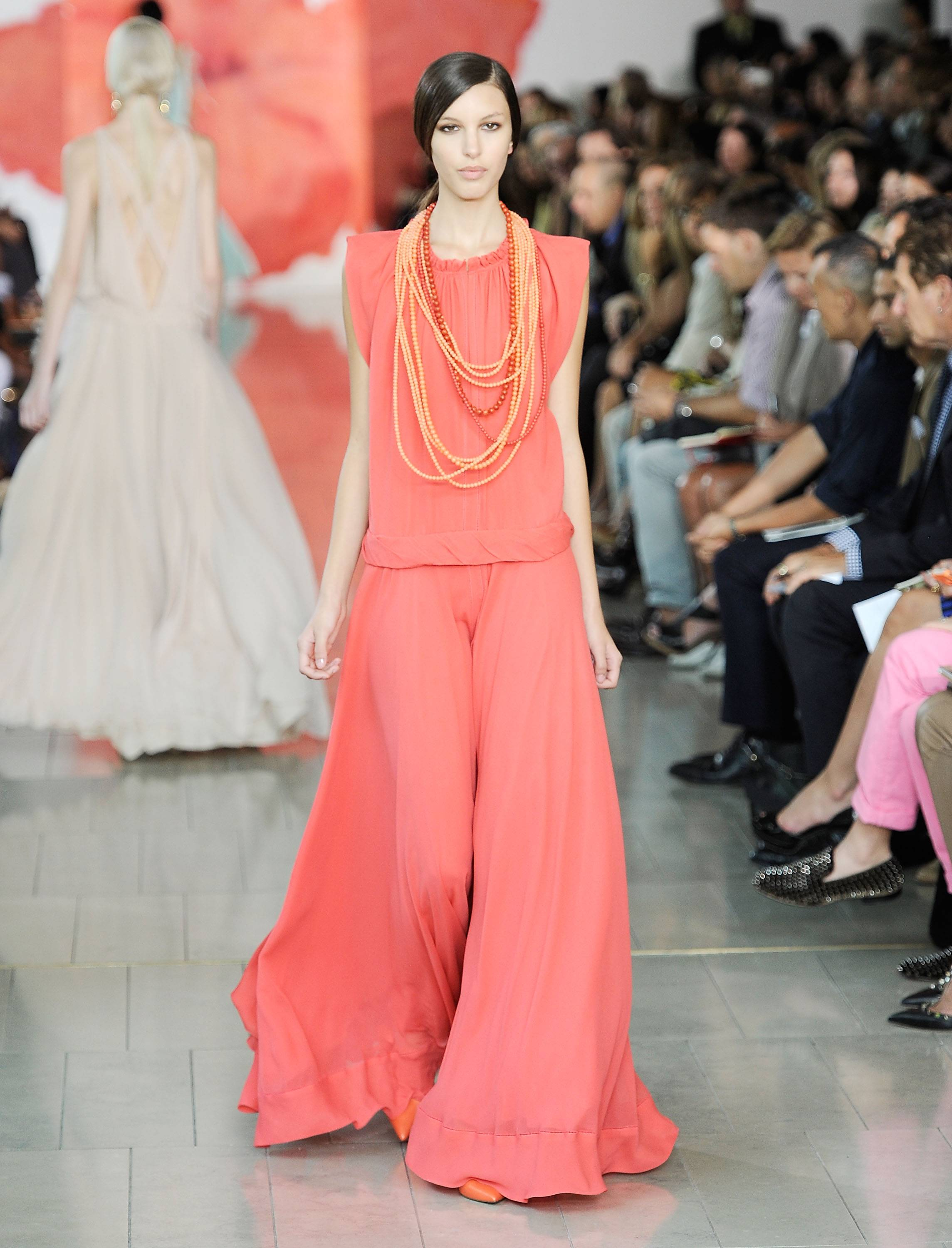 Tory Burch Runway Presentation, Mercedes Benz Fashion Week, s/s 2012
