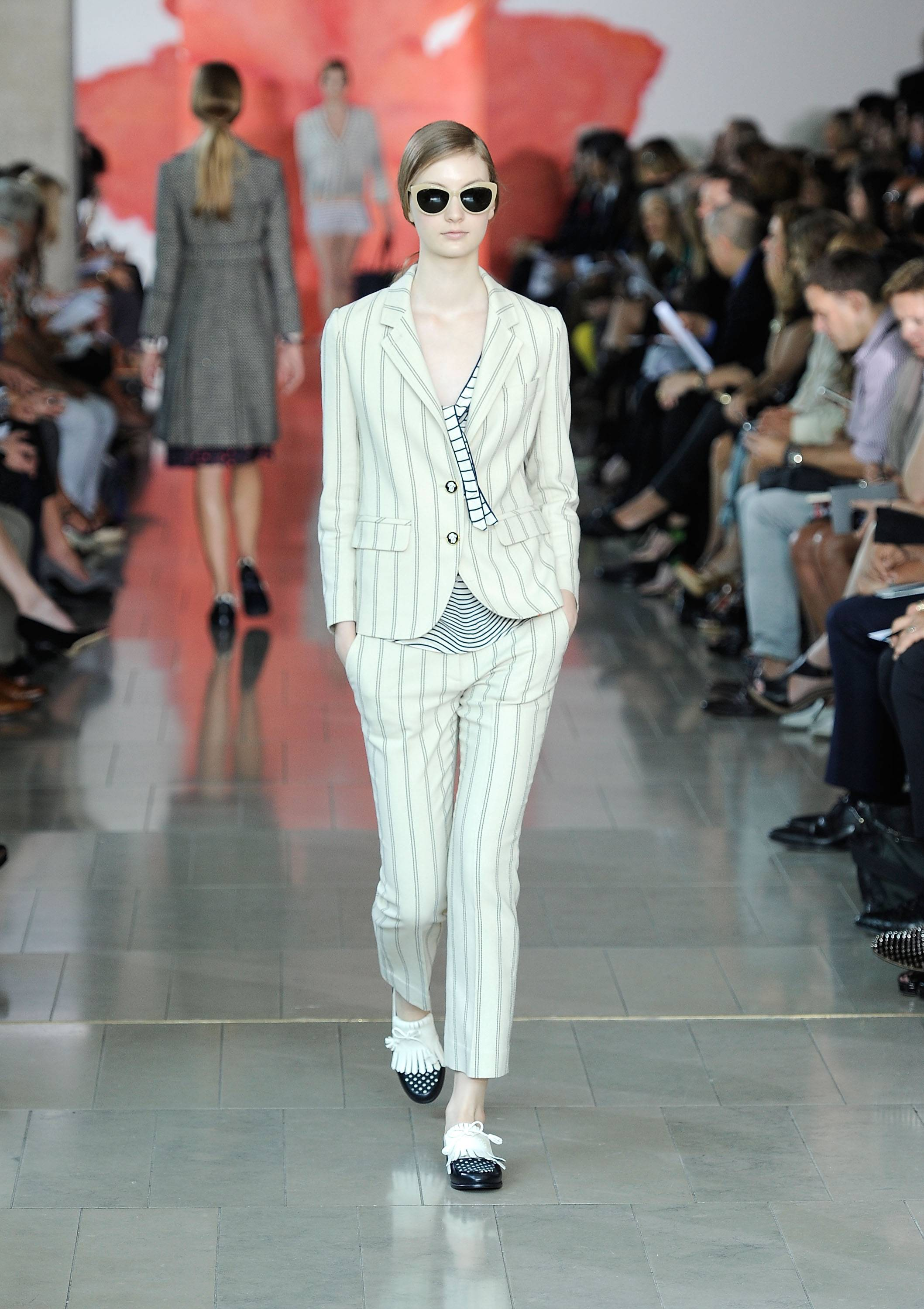 Tory Burch Runway Presentation 8, Mercedes Benz Fashion Week, s/s 2012