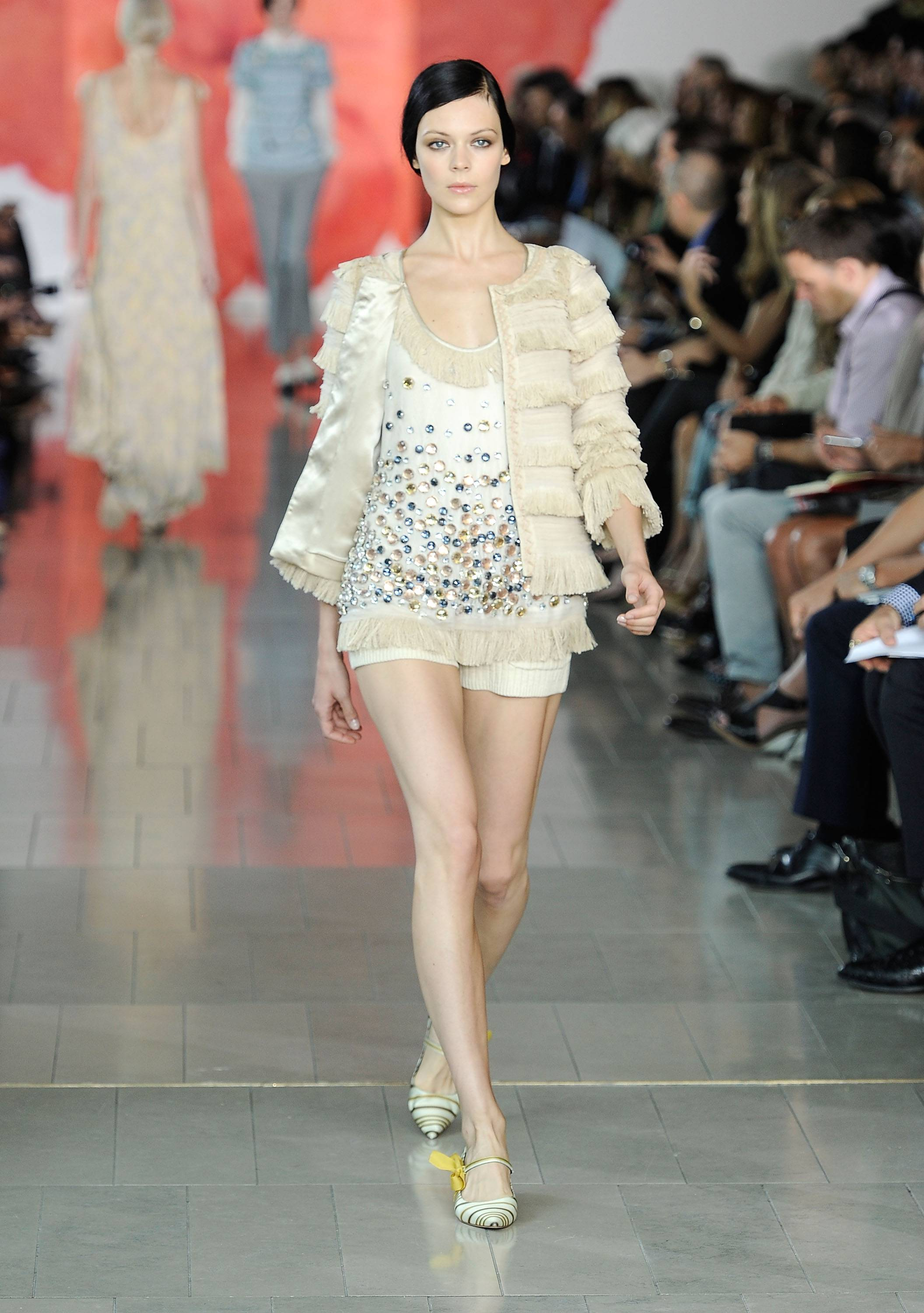 Tory Burch Runway Presentation 5, Mercedes Benz Fashion Week, s/s 2012