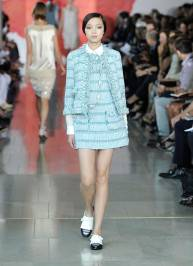 Tory Burch Runway Presentation 3, Mercedes Benz Fashion Week, s/s 2012