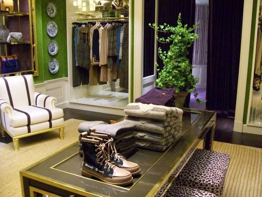 Haute 100 Update: Inside Tory Burch's Fabulous New Madison Ave Flagship [PHOTOS]
