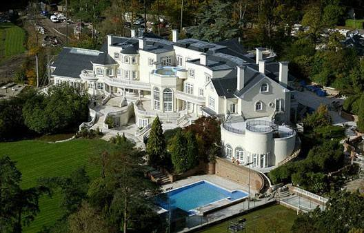 Haute Estates: $123 Million Updown Court Estate Listed for Fraction of Worth