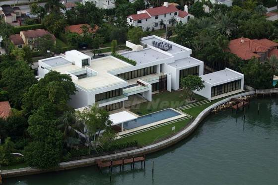 Alex Rodriguez Buys $24 Million Miami Beach Home