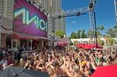 The crowd went crazy for Avicii at Wet Republic.