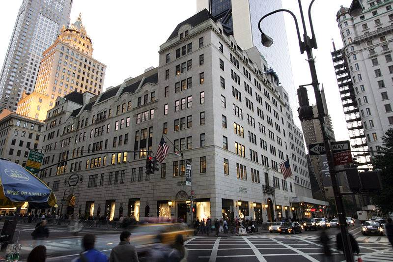 Bergdorf Goodman Opens Tom Ford Shop