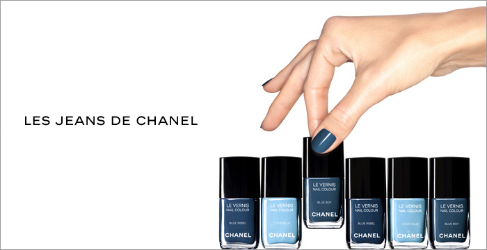 Chanel Celebrates Fashion's Night Out with 'Les Jeans de Chanel'