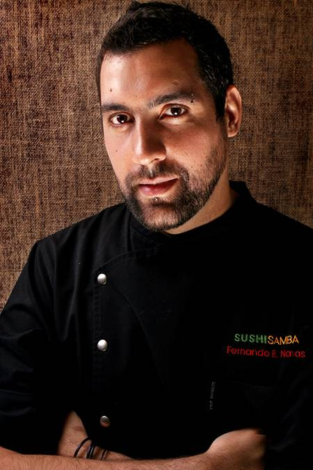 Haute Dining: 10 Questions for Chef Fernando Navas of Sushisamba