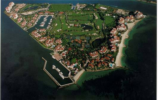 Fisher Island Foreclosure Withdrawn After Loan Sold