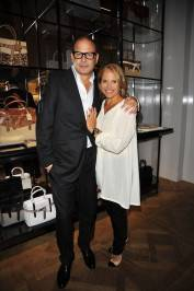 Reed Krakoff & Katie Couric at Reed Krakoff