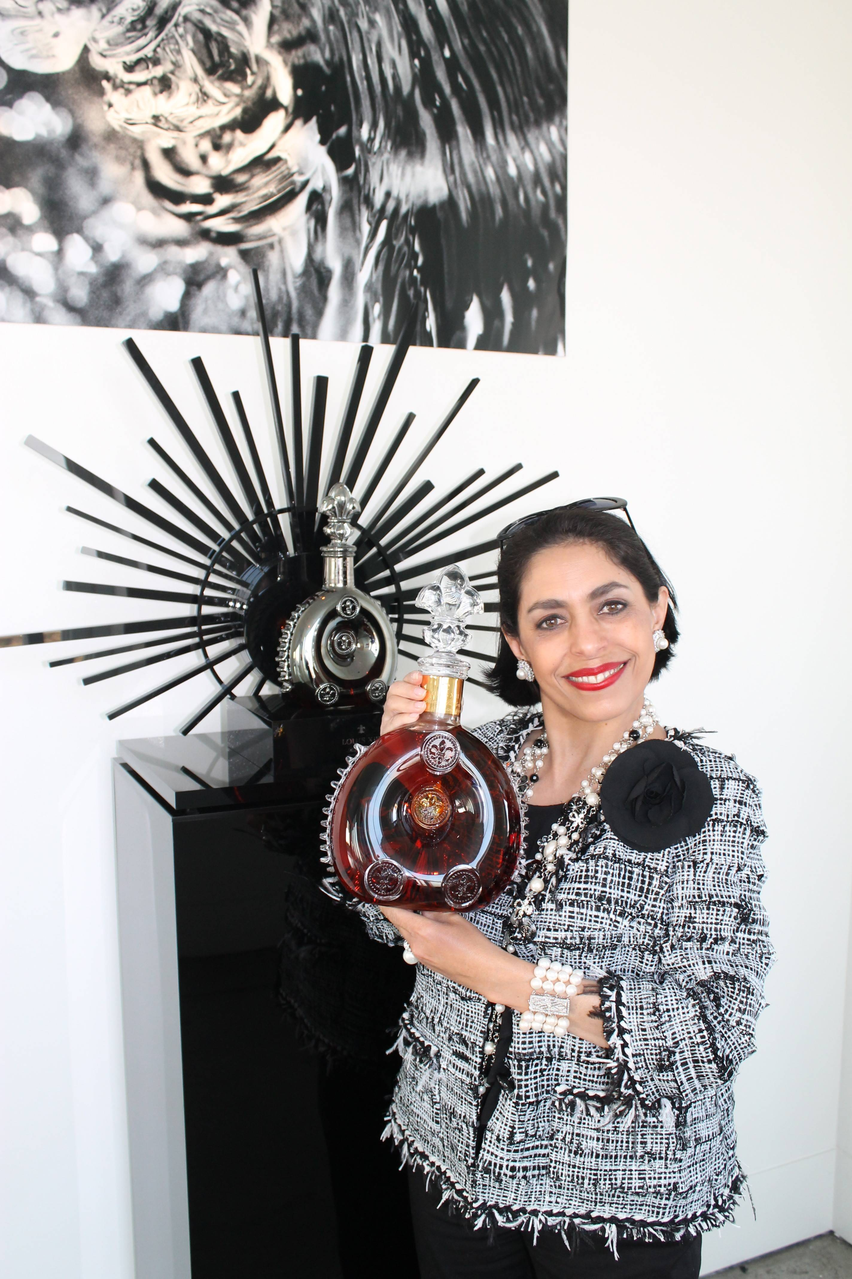 Haute Living Magazine Los Angeles & Chong Hing Jewelers Presentation of the Remy Martin Louis XIII Experience at a Mansion in the Hollywood Hills.