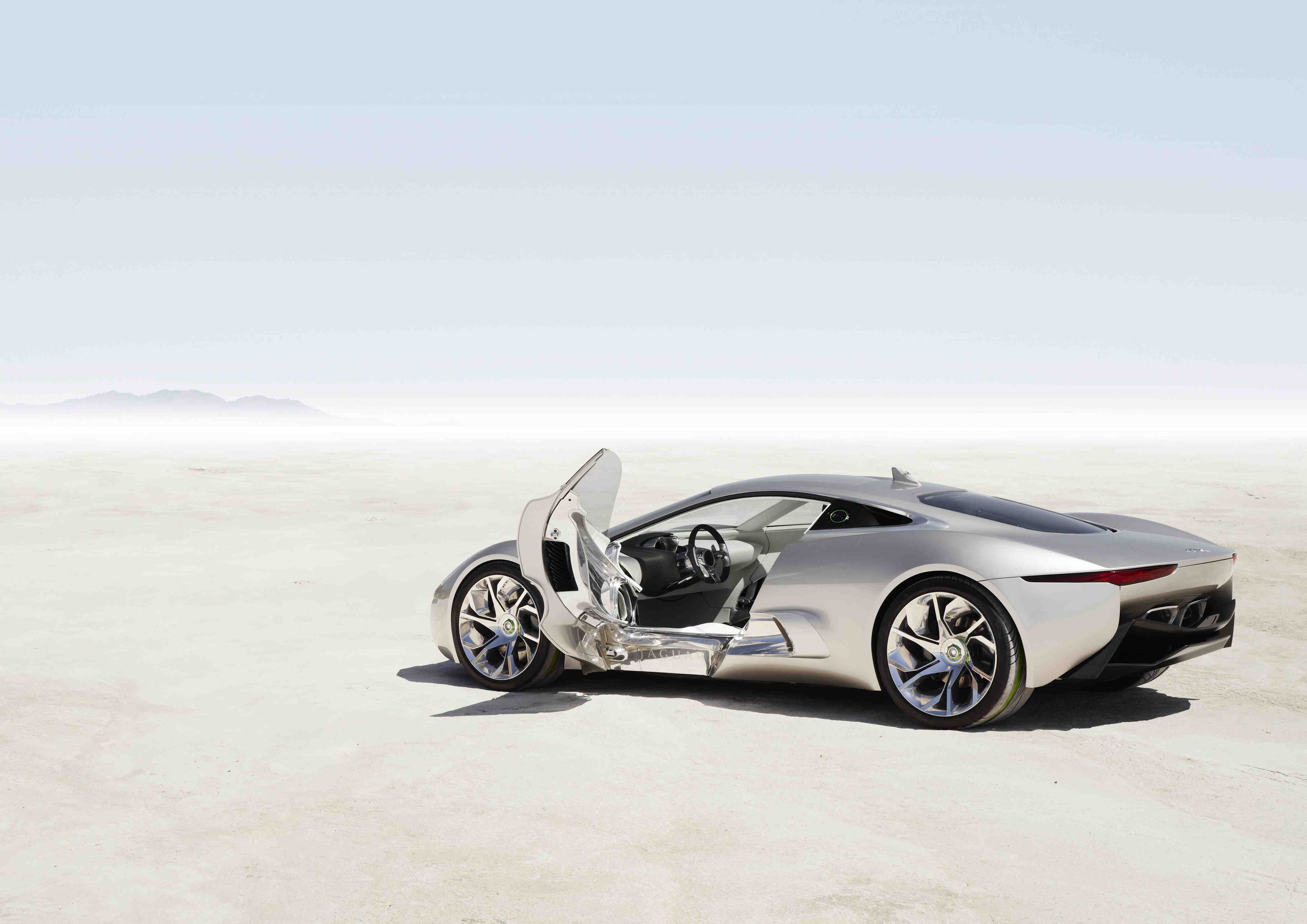 Jaguar C-X75: Much More Than A Concept!