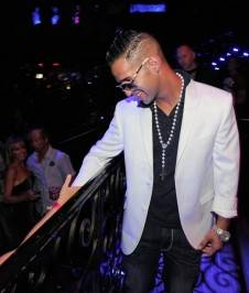 "Television personality Mike ""The Situation"" Sorrentino appears at the LAX Nightclub."