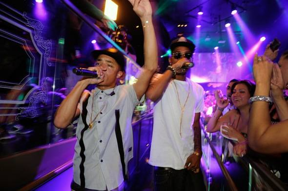 Haute Event: New Boyz Open for Nick Cannon at Chateau Nightclub