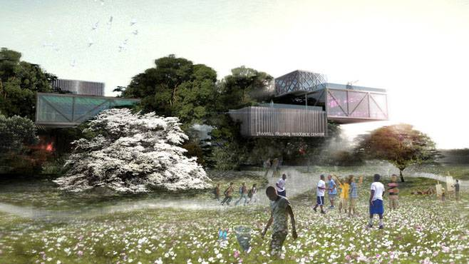 Haute 100 Update: Pharrell to Fund and Build $35M Oppenheim-Designed Youth Center