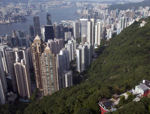 Hong Kong Has The Hautest Homes For Billionaires