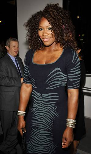 Haute Event:  Serena Williams, Sting, Brad Goreski last Night at the Made in Polaroid 50|50|50 Art Auction with Belvedere and Clos du Bois
