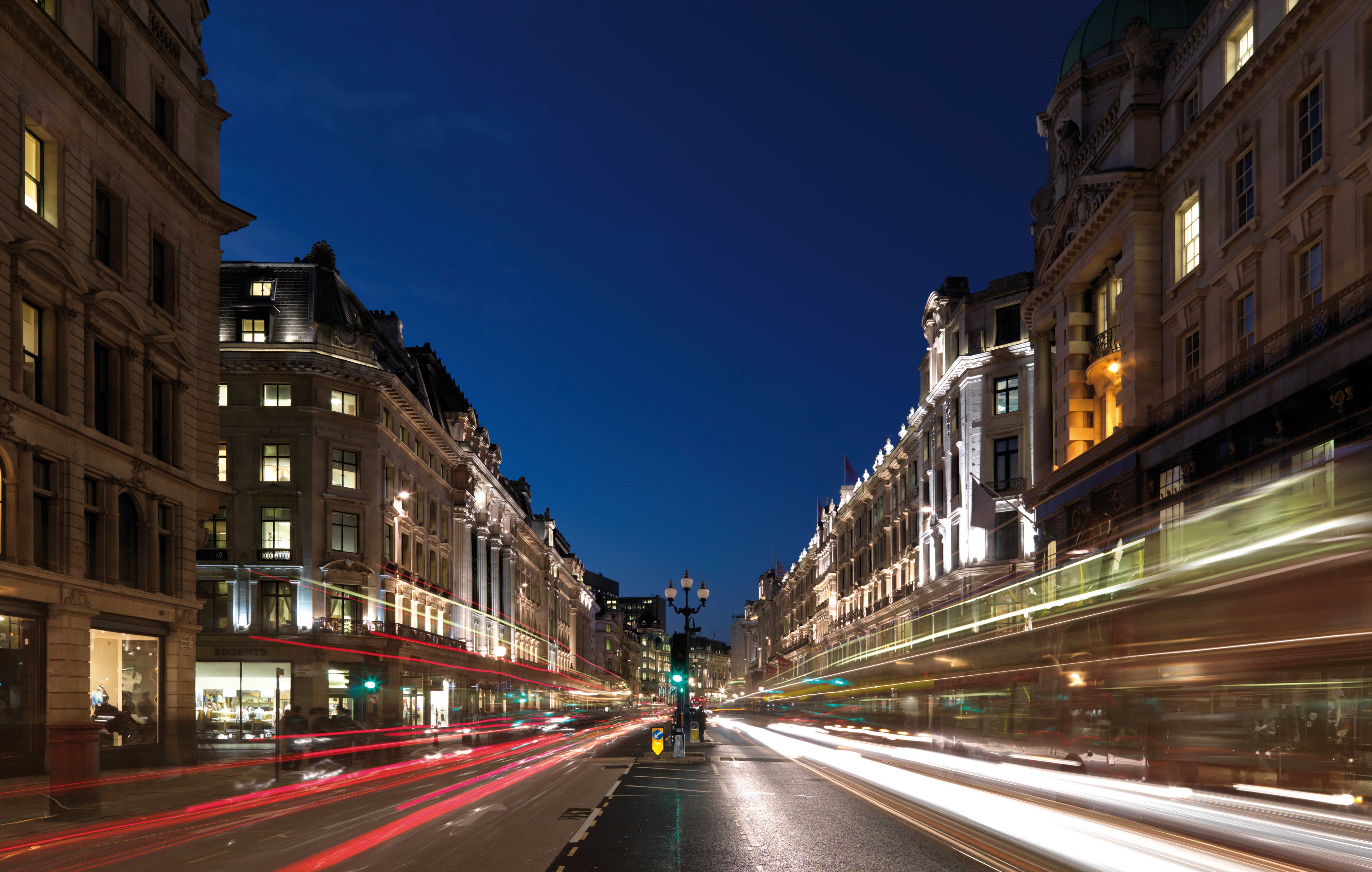 Regent Street to become a playground of style for Vogue Fashion's Night Out