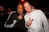 Dj Ruckus and Rev Run of Run DMC at Lavo.
