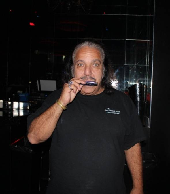 Haute Event: Ron Jeremy Pops in Posh Boutique Nightclub