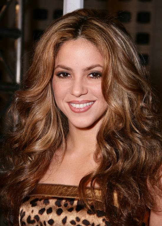Haute 100 Update: Shakira to be Honored as Latin Recording Academy's 2011 Person of the Year