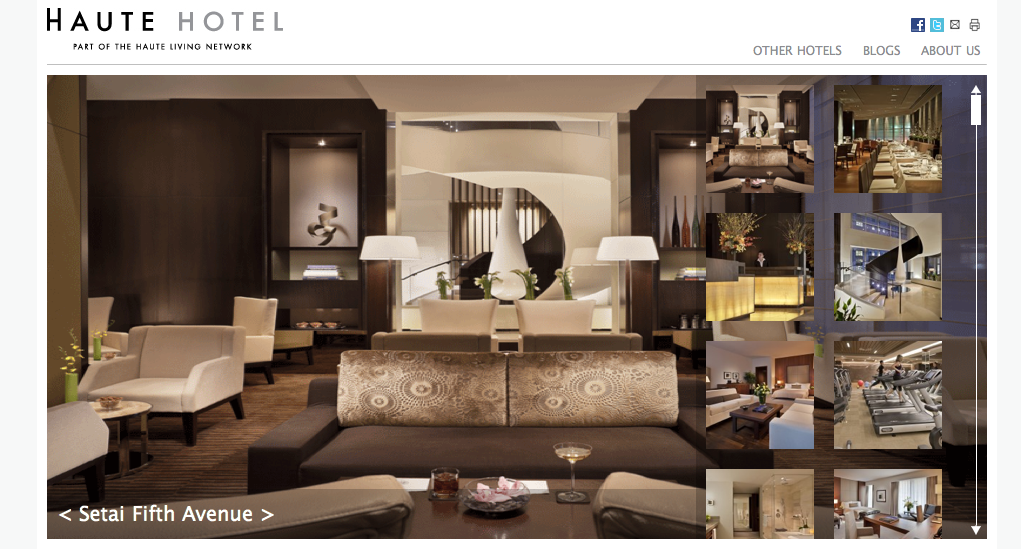 Haute Hotel: The Setai Fifth Avenue