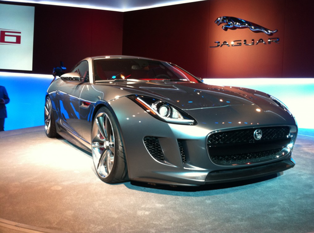 Jaguar C-X16 Production Concept: Immaculate Conception