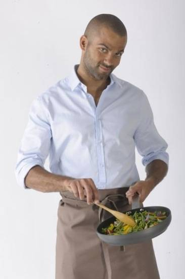 Haute 100 Update: The Spurs' Tony Parker – Next Celebrity Chef?