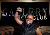 Apl.de.ap of The Black Eyed Peas performs a DJ set at the Gallery Nightclub.
