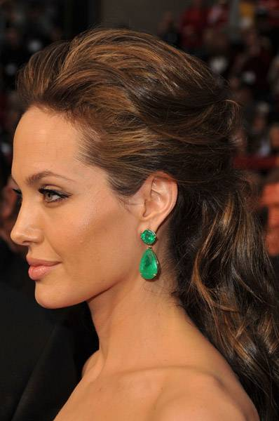 Haute 100 Update: Angelina Jolie Designed Fine Jewelry Line 'For Fun' to Benefit Charity