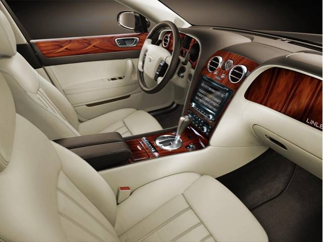 Bentley And Linley Partner For Limited Edition Continental Flying Spur