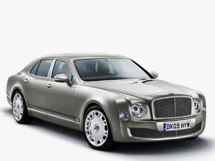 Bentley Crafts Collectors Items for Charity Auction