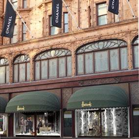 Chanel Takes Harrods, Opens Pop-Up Shop