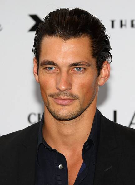 David Gandy book signing at Searcys Champagne Bar