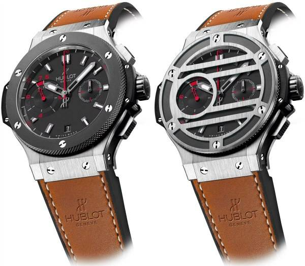 Hublot Chukker Bang Watch For Polo