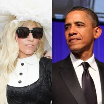 Haute 100 Update: Lady Gaga Asks Obama to Help Stop Bullying at Sandberg's Silicon Valley Fundraiser