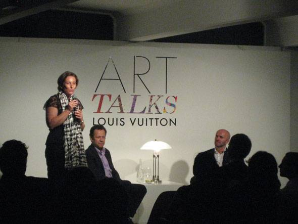 Talking Art with Louis Vuitton